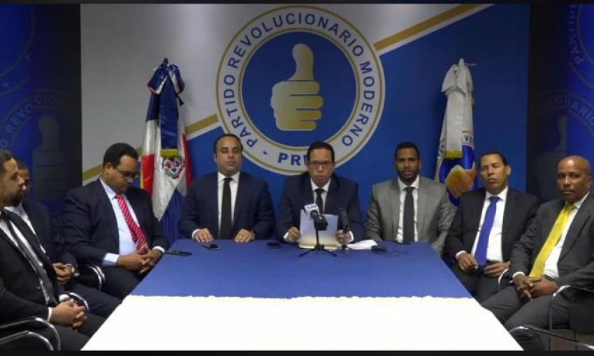 PRM advierte a autoridades sobre supuestas intervenciones telefónicas