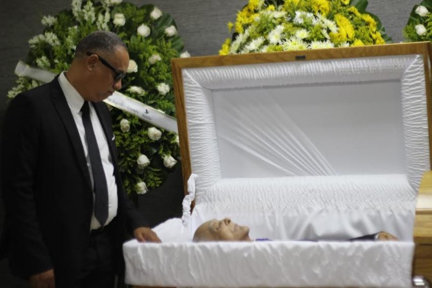 Oficiarán hoy misa en memoria del padre del diputado Alexis Jiménez