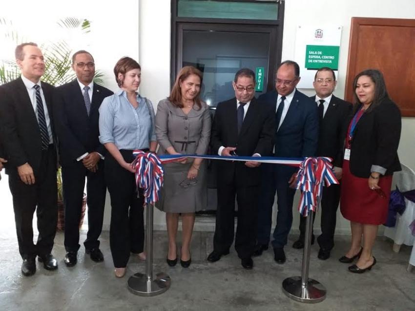 Inauguran Centro de Mediación y Conciliación judicial en Santo Domingo