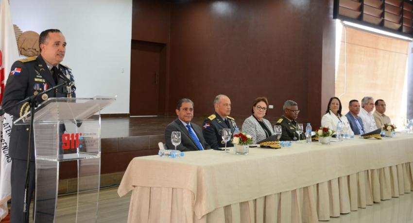 Sistema 9-1-1 inicia operaciones en municipios de Sajoma, Jánico, Baitoa y Sabana Iglesia de Santiago