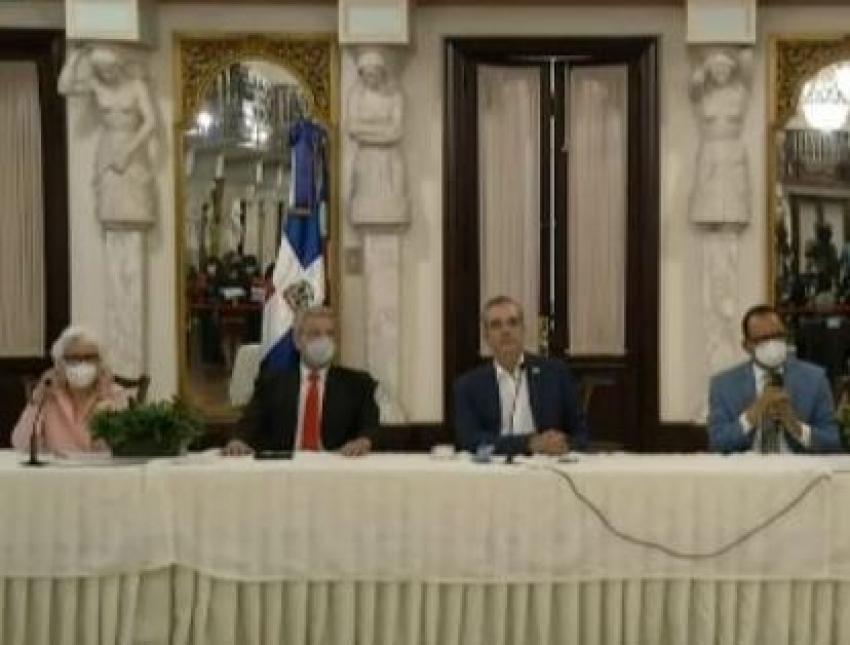 Abinader dice se necesita auditoría de Contraloría para determinar méritos judiciales en pago de 21,500 millones gobierno Danilo