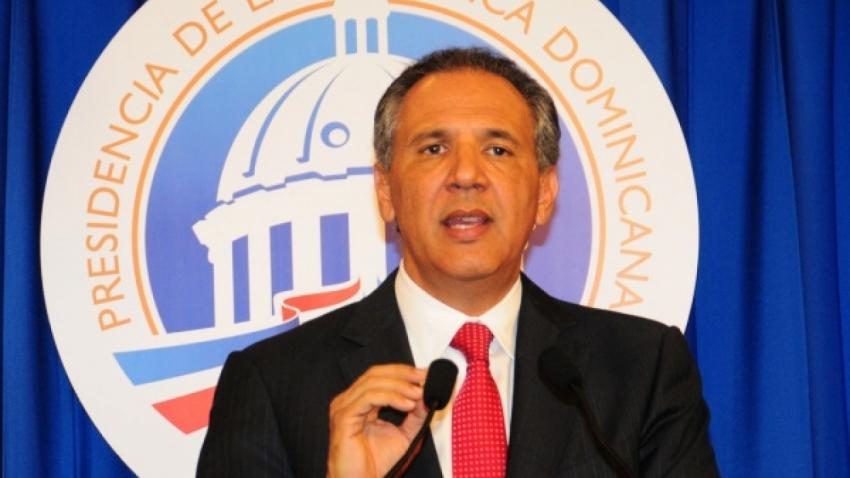 Peralta dice legado de la gestión del presidente Medina llena de orgullo al pueblo dominicano