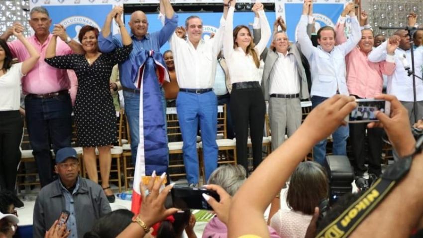 José Paliza; inició cuenta regresiva de salida PLD del poder juramenta a Manuel Jiménez en PRM