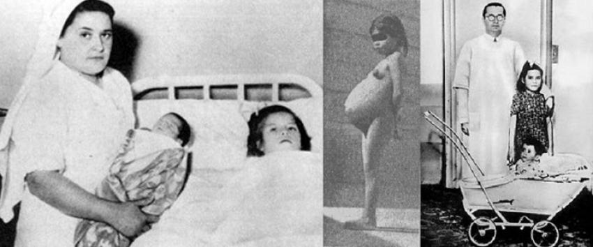 La historia de Lina Medina, la niña peruana que se convirtió en madre a los 5 años de edad