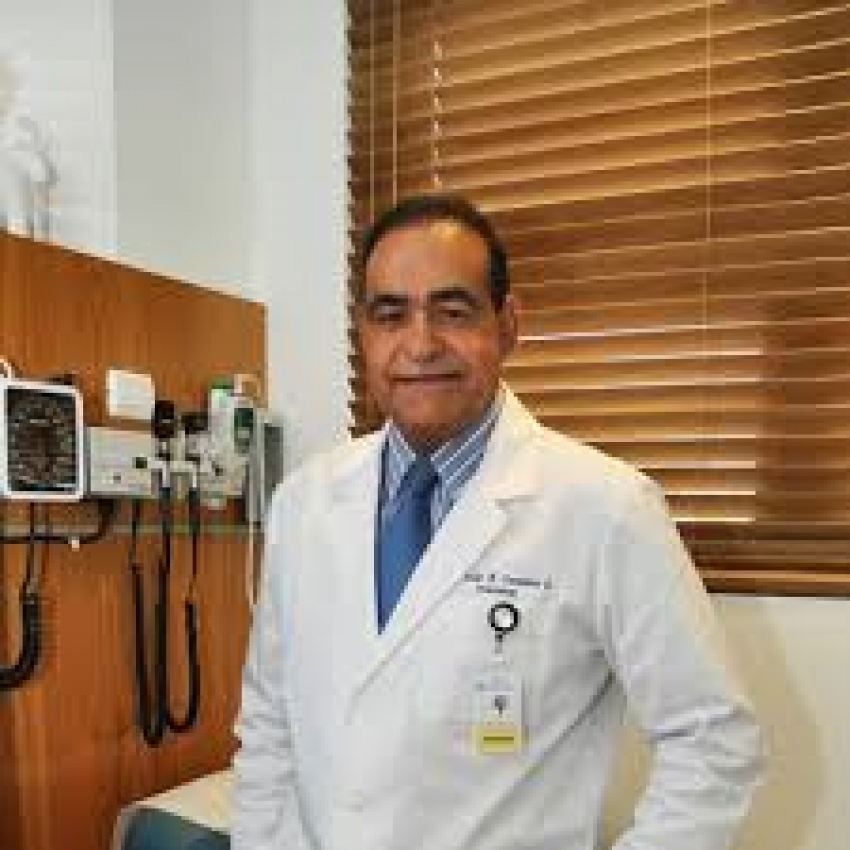 Doctor Julio Amado Castaños Guzmán; se debe clasificar a pacientes para suministro de Tramadol