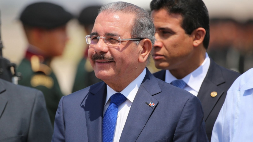 Invitado por Donald Trump, Danilo Medina partirá este viernes hacia Florida