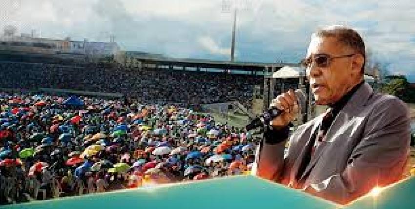 Presidente de Batalla de la Fe hace llamado al Estado y a políticos